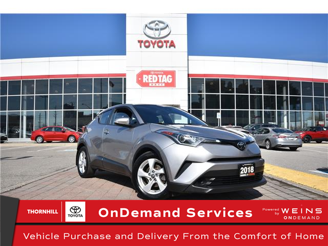 2018 Toyota C-HR XLE (Stk: U4160) in Concord - Image 1 of 26