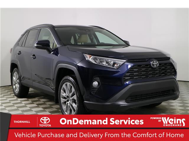 2021 Toyota RAV4 XLE (Stk: 310390) in Concord - Image 1 of 27