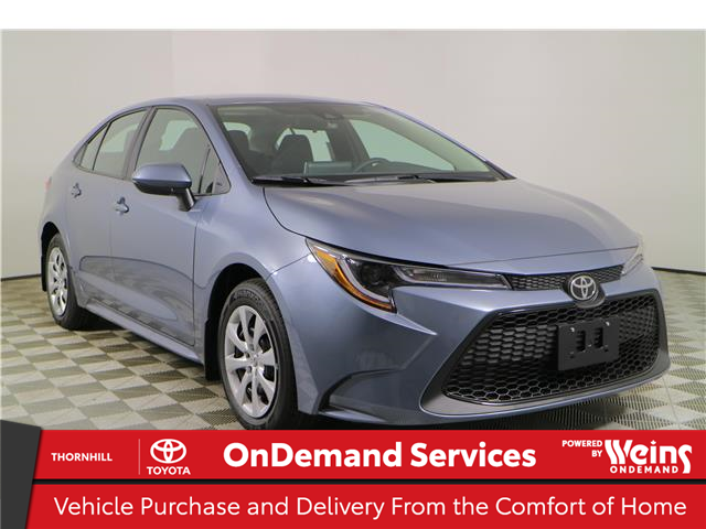 2021 Toyota Corolla LE (Stk: 310404) in Concord - Image 1 of 23