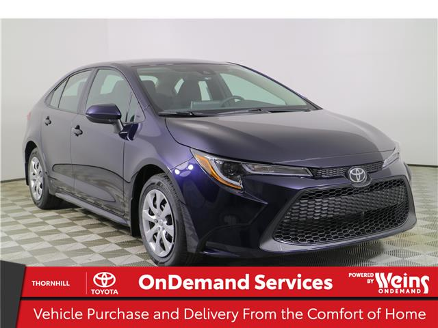 2021 Toyota Corolla LE (Stk: 310382) in Concord - Image 1 of 22