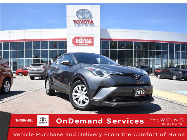 2019 Toyota C-HR Base (Stk: U4194) in Concord - Image 1 of 24