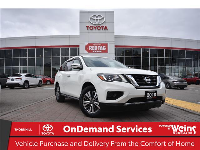 2018 Nissan Pathfinder S (Stk: 310352A) in Concord - Image 1 of 27