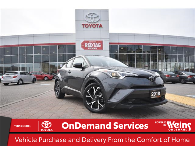 2018 Toyota C-HR XLE (Stk: U4204) in Concord - Image 1 of 27