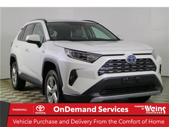 2021 Toyota RAV4 Hybrid Limited (Stk: 310426) in Concord - Image 1 of 28
