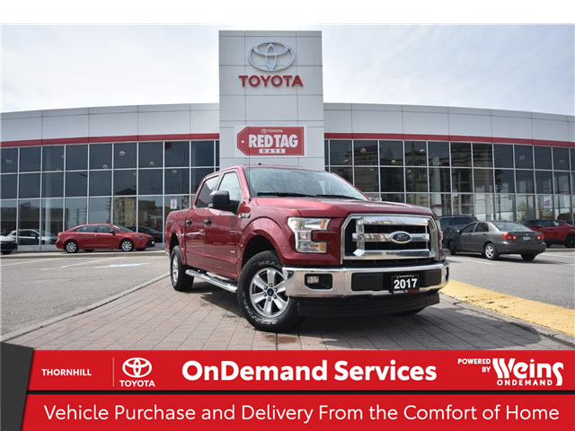 2017 Ford F-150 XLT (Stk: 310351A) in Concord - Image 1 of 28