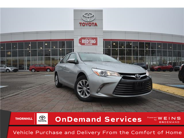 2016 Toyota Camry LE (Stk: U4226) in Concord - Image 1 of 1