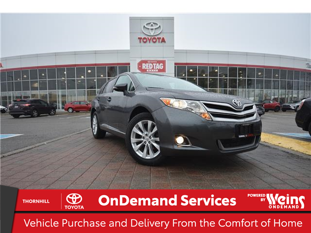 2016 Toyota Venza Base (Stk: U4169) in Concord - Image 1 of 28