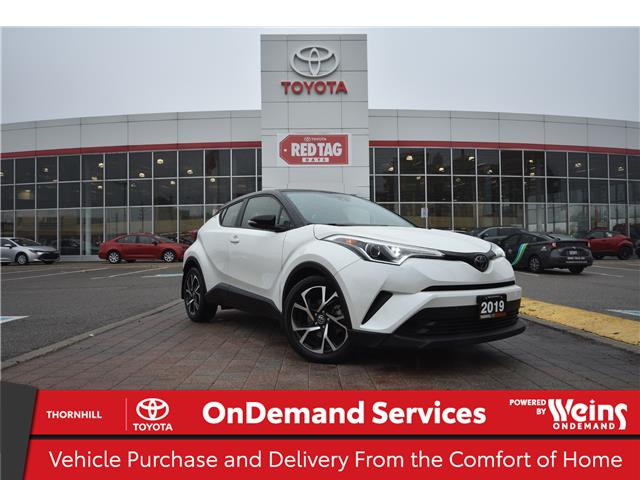 2019 Toyota C-HR Base (Stk: U4229) in Concord - Image 1 of 25