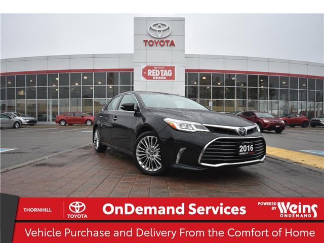 2016 Toyota Avalon Limited (Stk: 300664AA) in Concord - Image 1 of 36