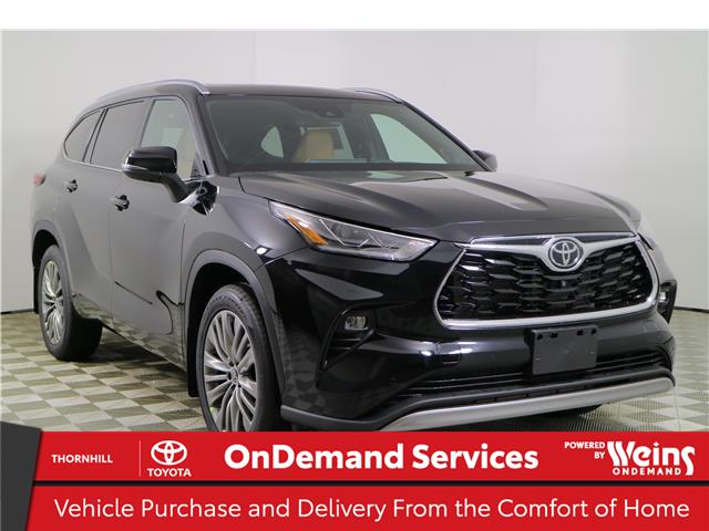 2021 Toyota Highlander Limited (Stk: 310364) in Concord - Image 1 of 31