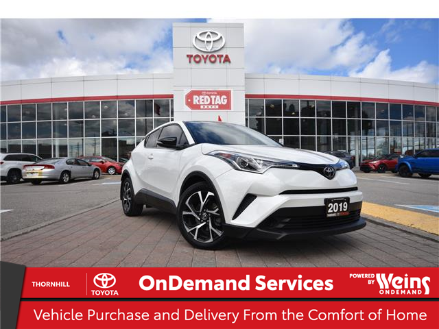 2019 Toyota C-HR Base (Stk: U4239) in Concord - Image 1 of 24