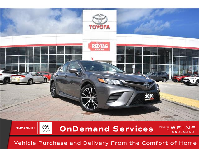 2020 Toyota Camry SE (Stk: U4241) in Concord - Image 1 of 30