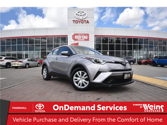 2019 Toyota C-HR Base (Stk: U4234) in Concord - Image 1 of 29