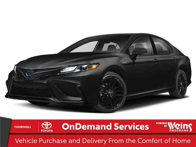 2021 Toyota Camry Hybrid XSE (Stk: 310530) in Concord - Image 1 of 3