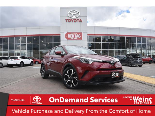 2018 Toyota C-HR XLE (Stk: U4238) in Concord - Image 1 of 24