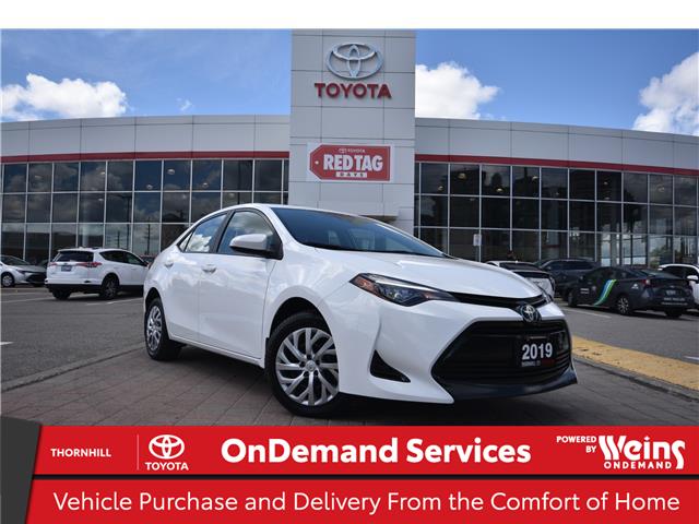 2019 Toyota Corolla LE (Stk: U4197) in Concord - Image 1 of 25