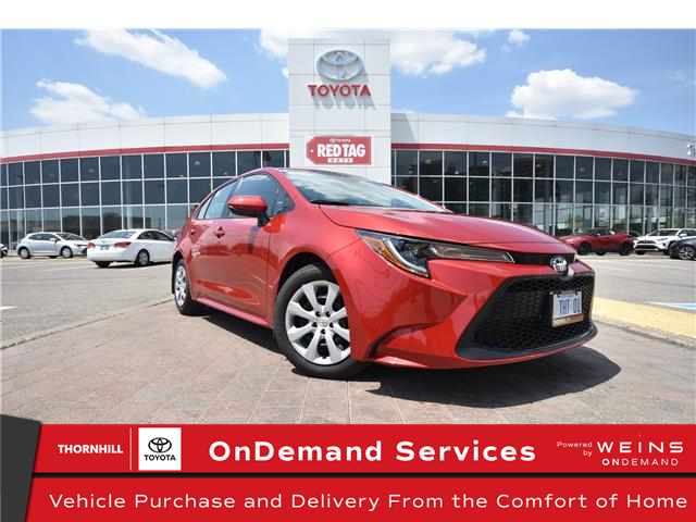 2021 Toyota Corolla LE (Stk: 300236) in Concord - Image 1 of 23