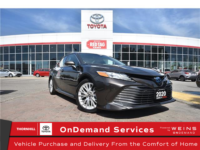 2020 Toyota Camry Hybrid XLE (Stk: 69977) in Concord - Image 1 of 35