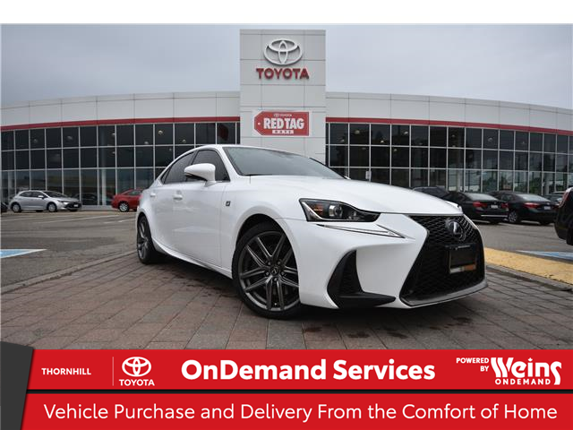 2017 Lexus IS 300 Base (Stk: 310589a) in Concord - Image 1 of 1