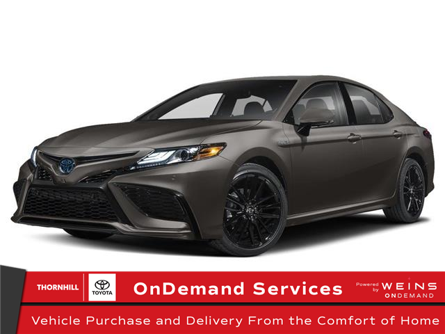 2021 Toyota Camry Hybrid SE (Stk: 310598) in Concord - Image 1 of 3