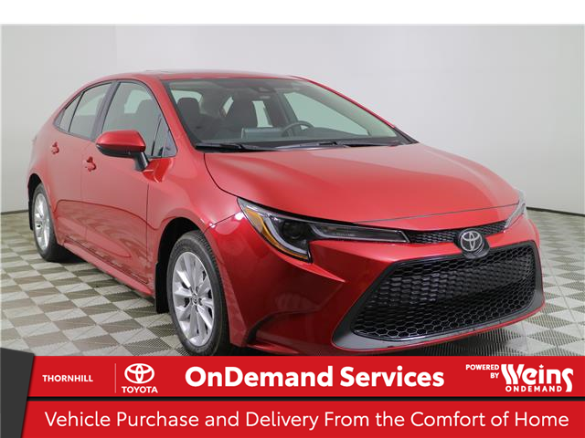2021 Toyota Corolla LE (Stk: 310628) in Concord - Image 1 of 24