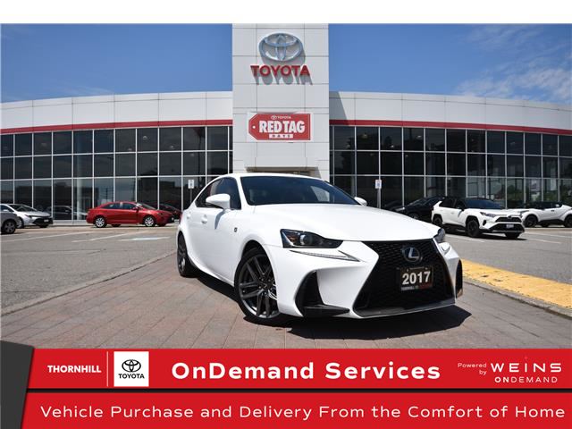 2017 Lexus IS 300 Base (Stk: 310589A) in Concord - Image 1 of 31