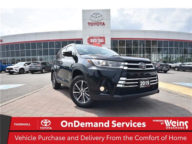 2019 Toyota Highlander XLE (Stk: 310551A) in Concord - Image 1 of 29