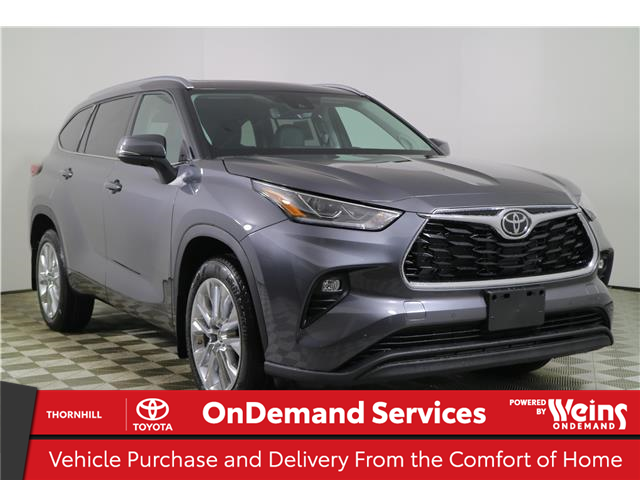2021 Toyota Highlander Limited (Stk: 310555) in Concord - Image 1 of 29