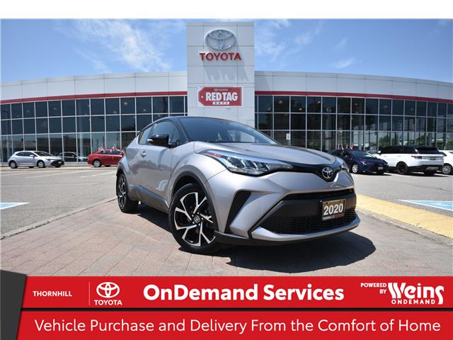2020 Toyota C-HR XLE Premium (Stk: U4381) in Concord - Image 1 of 30