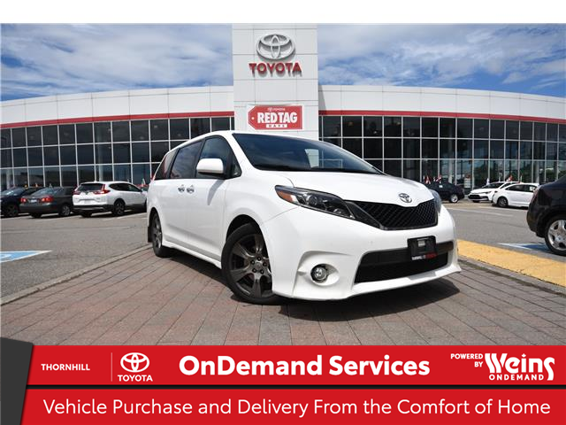 2017 Toyota Sienna SE 8 Passenger (Stk: 310675A) in Concord - Image 1 of 1