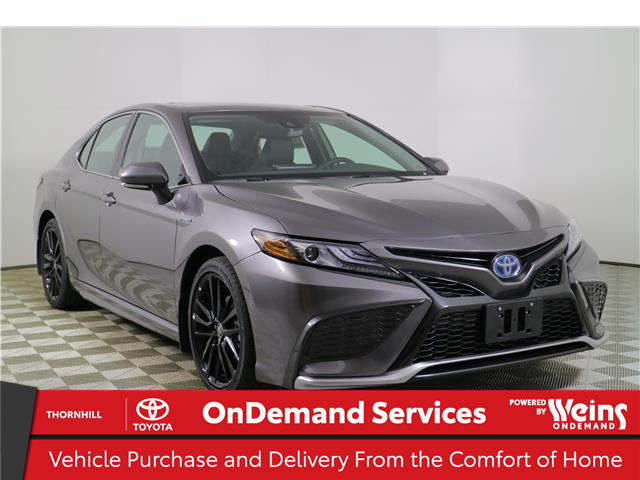 2021 Toyota Camry Hybrid XSE (Stk: 310776) in Concord - Image 1 of 27