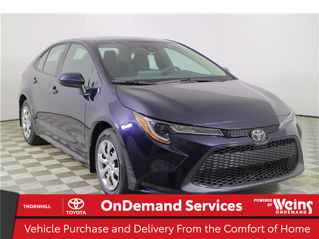 2021 Toyota Corolla LE (Stk: 310763) in Concord - Image 1 of 22