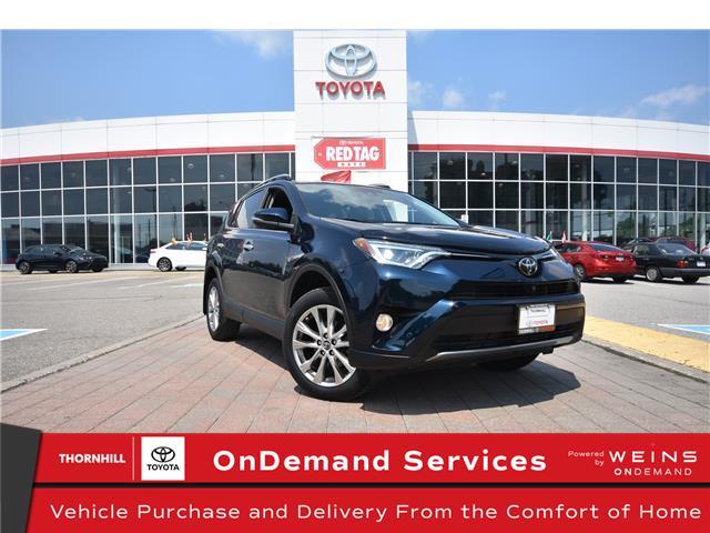 2018 Toyota RAV4 Limited (Stk: U4455) in Concord - Image 1 of 27