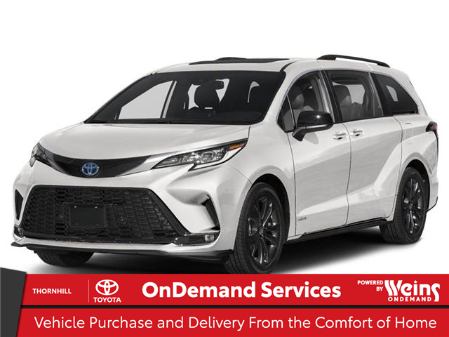 2021 Toyota Sienna XSE 7-Passenger (Stk: 310829) in Concord - Image 1 of 9