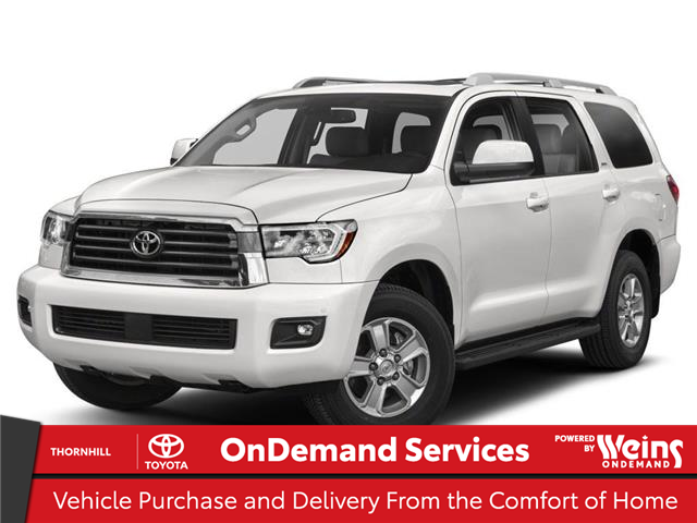 2021 Toyota Sequoia SR5 (Stk: 310853) in Concord - Image 1 of 9