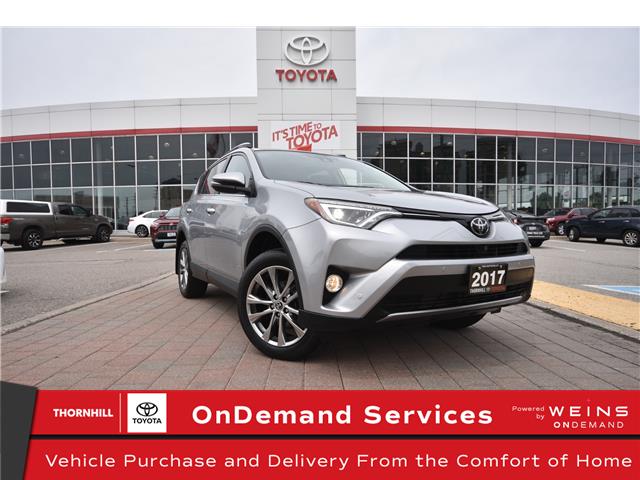 2017 Toyota RAV4 Limited (Stk: U4528) in Concord - Image 1 of 27