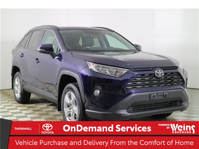 2021 Toyota RAV4 XLE (Stk: 310852) in Concord - Image 1 of 28