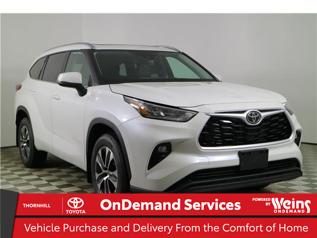 2021 Toyota Highlander XLE (Stk: 310875) in Concord - Image 1 of 30