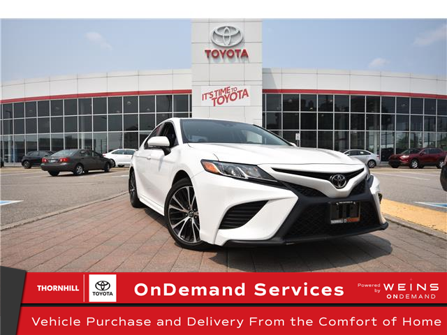 2018 Toyota Camry SE (Stk: U4551) in Concord - Image 1 of 1