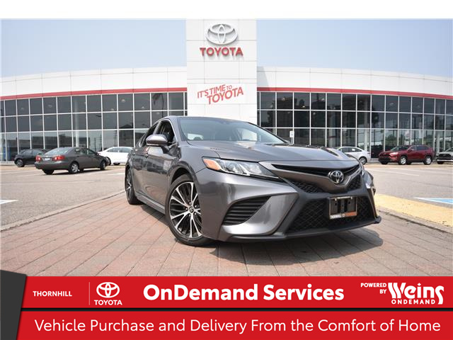 2018 Toyota Camry SE (Stk: U4547) in Concord - Image 1 of 1
