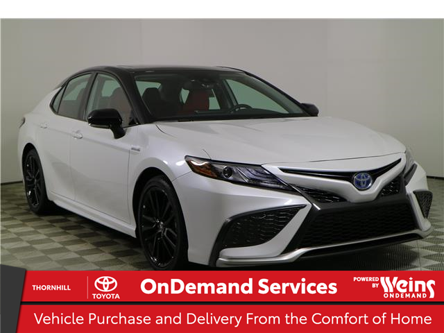 2021 Toyota Camry Hybrid XSE (Stk: 310766) in Concord - Image 1 of 27