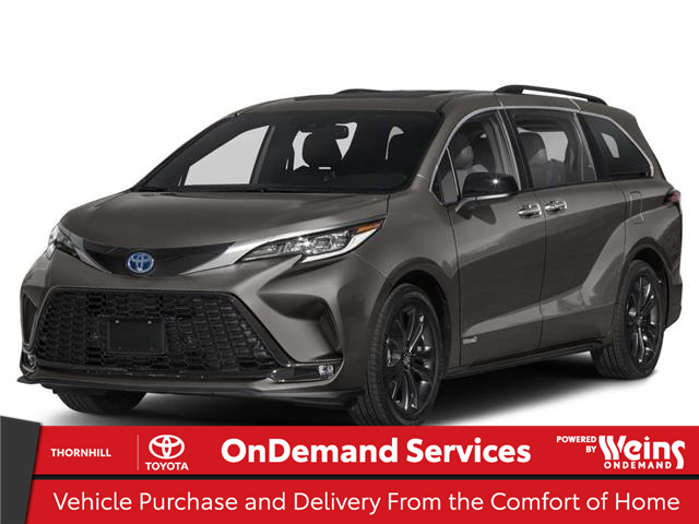 2021 Toyota Sienna XSE 7-Passenger (Stk: 310909) in Concord - Image 1 of 9