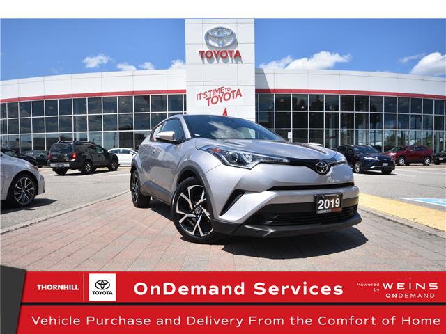 2019 Toyota C-HR Base (Stk: U4537) in Concord - Image 1 of 28
