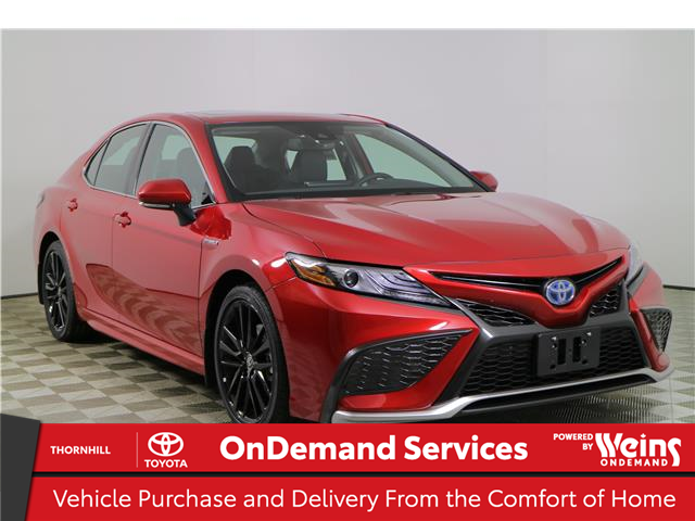 2021 Toyota Camry Hybrid XSE (Stk: 310925) in Concord - Image 1 of 27