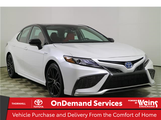 2021 Toyota Camry Hybrid XSE (Stk: 310924) in Concord - Image 1 of 27