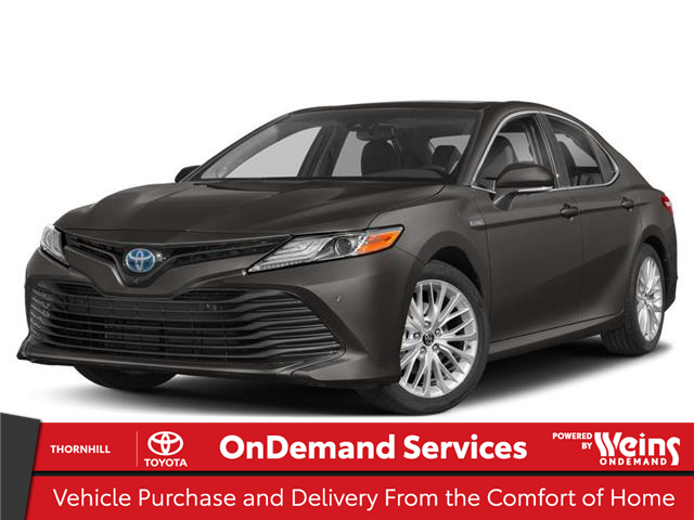 2020 Toyota Camry Hybrid XLE (Stk: 300005) in Concord - Image 1 of 9