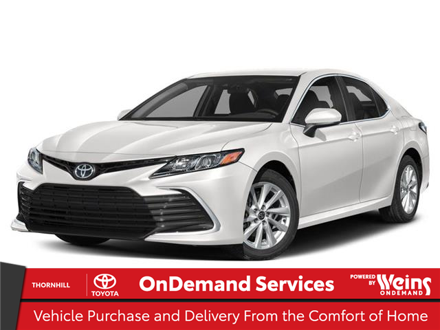 2021 Toyota Camry LE (Stk: 310621) in Concord - Image 1 of 9
