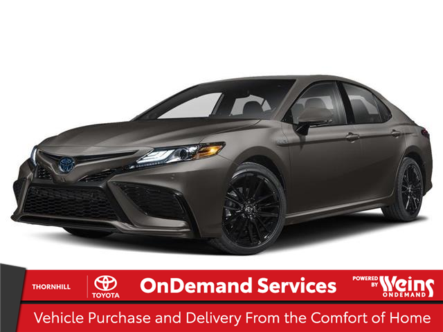 2021 Toyota Camry Hybrid XSE (Stk: 310539) in Concord - Image 1 of 3