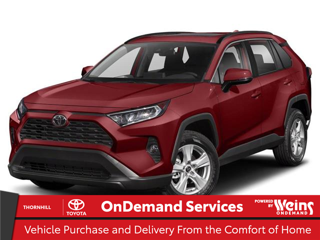 2021 Toyota RAV4 XLE (Stk: 12100379) in Concord - Image 1 of 9
