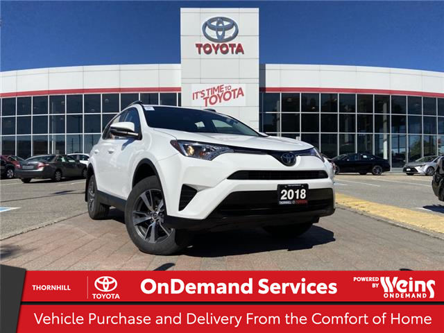 2018 Toyota RAV4 LE (Stk: 12100410A) in Concord - Image 1 of 1